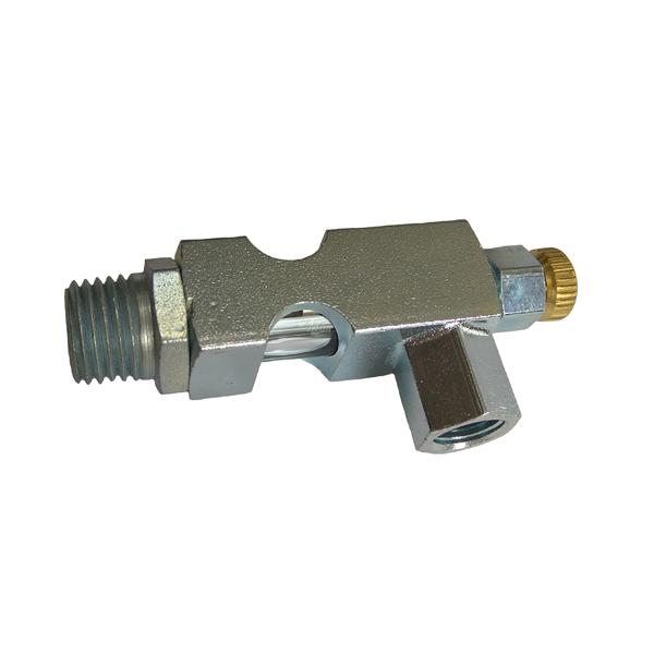 Масленка вакуумного насоса с регулятором