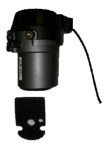 Вакуумный мотор