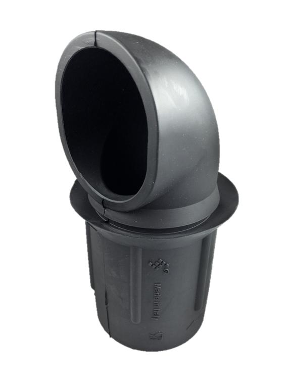 Молоковвод резиновый WF70 мм