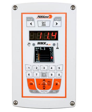 MMX+LED Пульт доильного места