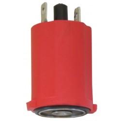 Катушка 24В-3,6 Вт для EP100, красная